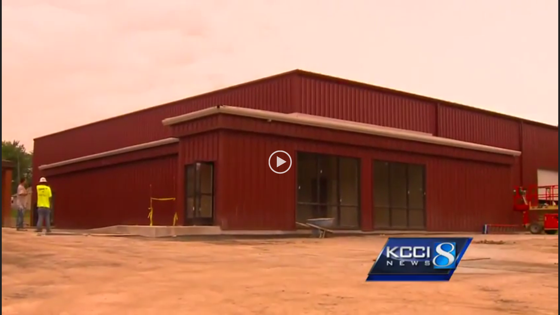 AFES MLK Rec Center KCCI Report