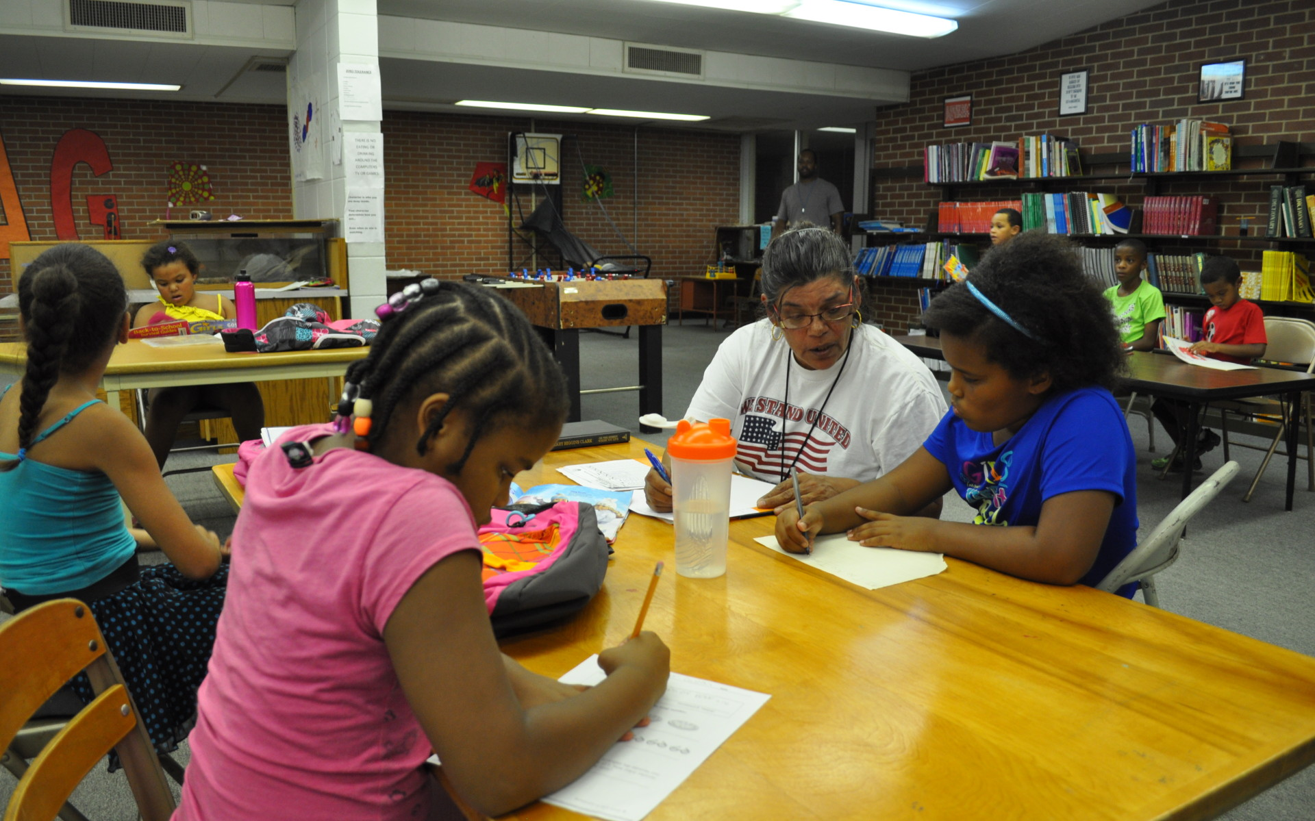 After School Mentors   Athens Clarke County  GA   Official Website Brooklyn Public Library Every Tuesday and Thursday  Hope Box Club members volunteer at Guiding  Light Project Homework club located in east San Jose