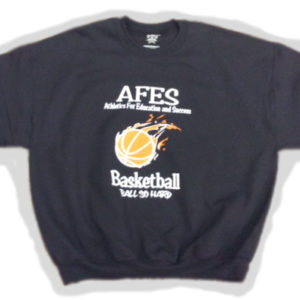 AFES Basketball - Ball So Hard - Sweatshirt - black