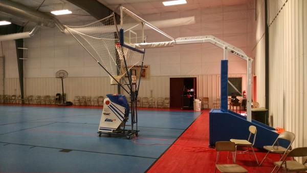 AFES Martin Luther King Rec Gym - New Floor 1