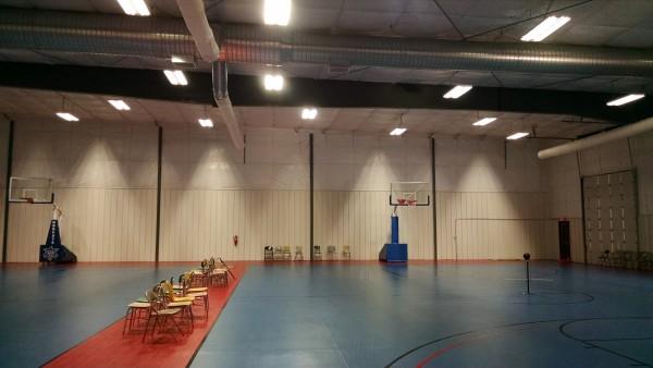 AFES Martin Luther King Rec Gym - New Floor 3